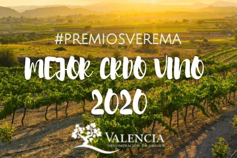 PREMIO MEJOR CRDO VINO 2020